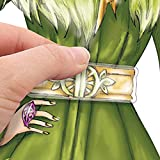 Style Me Up - Sketchbook Moda Fashion Design - Libro da Colorare per Bambina - Idea Regalo - Collezione Disney Trilli - SMU-2007
