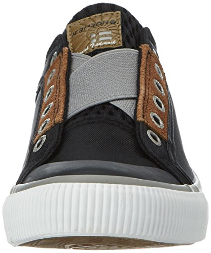 Ice Peak Wakady, Sneakers Basses Femme Noir (Black)