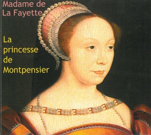 Princesse de Montpensier (la) Livre-audio