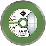Rubi CSV 115 PRO - Disco de diamante general para cerámica continuo (115 mm)