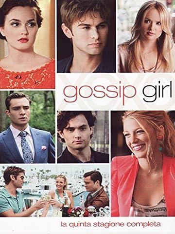 Gossip girlStagione05 [5 DVDs] [IT Import]