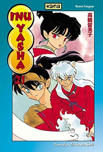 Inu Yasha Vol.21 par TAKAHASHI Rumiko
