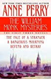 Image de The William Monk Mysteries: The First Three Novels
