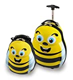Skyflite London Skykidz Bumblebee policarbonato Trolley e zaino