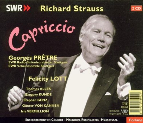Richard Strauss - Capriccio