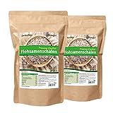 Mynatura Premium Qualität Flohsamen 99% Reinheit, 1kg Beutel Doppelpack (2x 1000g Beutel)
