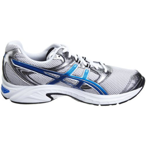 Asics - Running Motion Control uomo White/Classic Blue/Silver