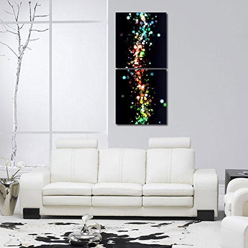 999STORE multiple cornici Wall Art pannelli Sunboard Frame stampato gocce