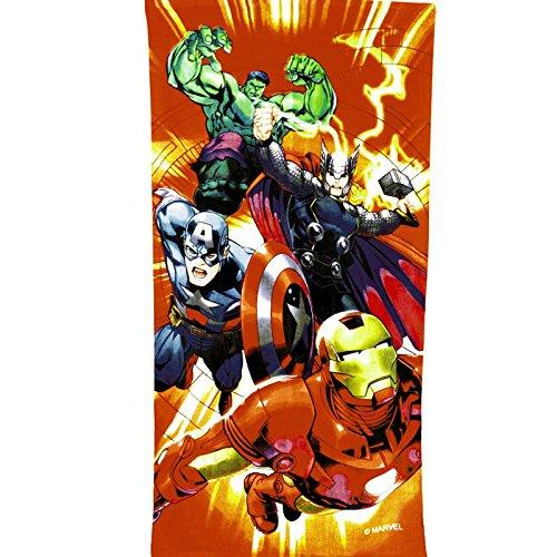 Avengers - Telo Mare, 70 x 140 cm