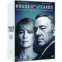 House Of Cards (Tv) - Temporadas 1-5