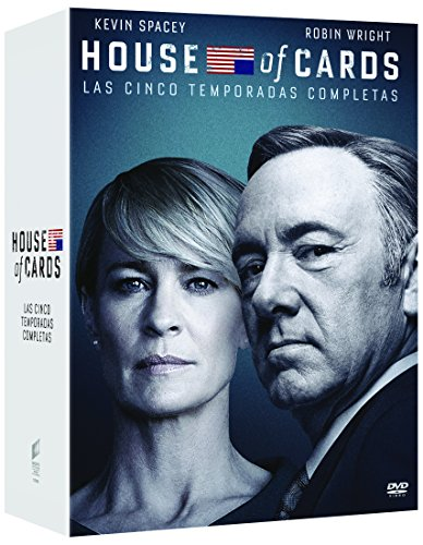 House Of Cards (Tv) - Temporadas 1-5 [DVD]