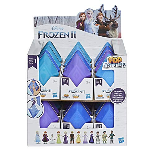 Disney Frozen- 2 PU Surprise Characters, Multicolor (Hasbro E7276EU4)