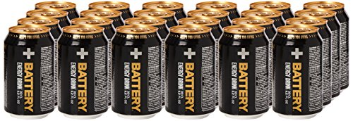 Battery Battle Original Energy Drink Cans, 330 ml, Pack of 24