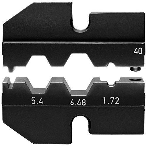 Preisvergleich Produktbild KNIPEX 97 49 40 Crimpeinsatz für Koaxial-Verbinder