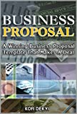 Best Business Proposals - Business Proposal : A Winning Business Proposal Template Review