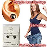 Dewin Abnehmen-Ohrringe - Ohrringe für die Gesundheitsfürsorge, Gewichtsverlust Ohrringe,...
