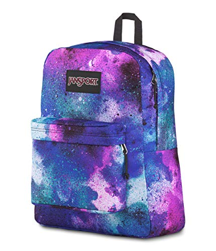 Best jansport backpack in India 2020 JanSport Black Label Superbreak 25L Backpack (Graffitti Clouds) Image 2