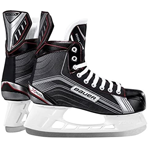 Bauer – Patines vapor X200, color multicolor, tamaño 4