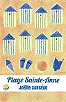 Plage Sainte-Anne par Sancéau