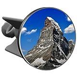 Plopp Waschbeckenstöpsel Matterhorn, Stöpsel, Excenter Stopfen, für Waschbecken, Waschtisch, Abfluss