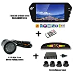 Best GENERIC 1080p Video Cameras - MotoPanda Combo of 7 Inch Full HD Touch Review