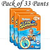 Huggies Little Swimmers Swim Pants Windeln Größe 5-6 Baby 12-18kg Jumbo Pack von 33