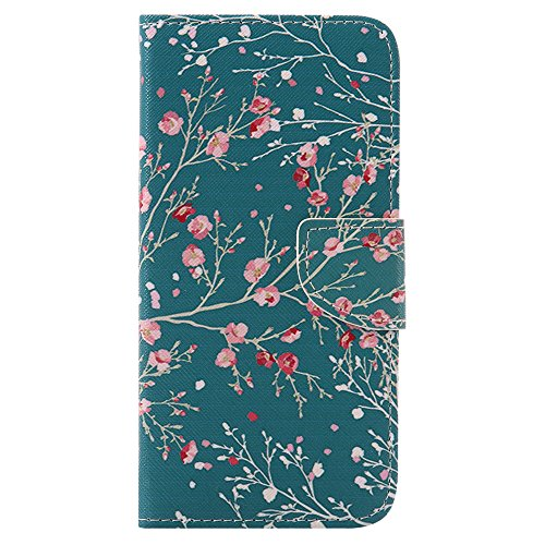 Nancen Compatible with Handyhülle Huawei Honor 5X / Huawei GR5 Handy Lederhülle, Flip Case Wallet Cover with Stand Function, Folio Bookstyle Handytasche 5x Stand