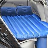 Oder Automobil Luftbett aufblasbare Auto Bett Auto Schock Matratze Auto hinten Rücksitz Reise (drei Farben, kein Getriebe, Kfz-aufblasbares Kissen Pumpe 2)