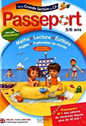 Passeport De la grande section au CP 5/6 ans