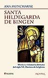 Santa Hildegarda de Bingen (Arcaduz)