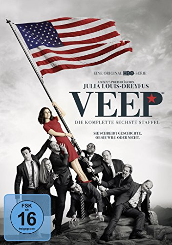 Veep - Staffel 6 (2 DVDs)