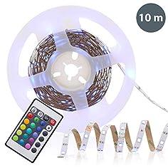 B K Licht 10 Meter LED...