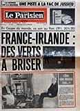 Telecharger Livres PARISIEN LIBERE LE No 11229 du 28 10 1980 LA BOMBE DE LA BOURSE UNE PISTE A LA FAC DE JUSSIEU EN COUPE DU MONDE CE SOIR AU PARC TF1 20 H 30 FRANCE IRLANDE DES VERTS A BRISER DIEU VOUS BENISSE TOUS (PDF,EPUB,MOBI) gratuits en Francaise
