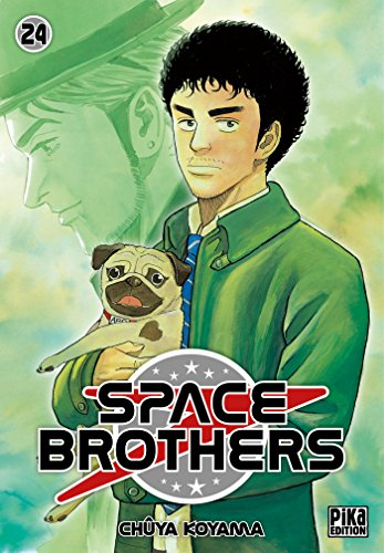 Space Brothers Edition simple Tome 24
