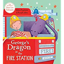 George's Dragon at the Fire Station (0)