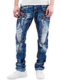 Cipo & Baxx Homme Jeans / Jeans Straight Fit Trevir