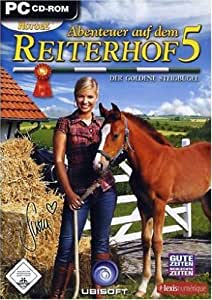 Abenteuer auf dem Reiterhof 5: Der goldene Steigbügel [Ubi Soft eXclusive]
