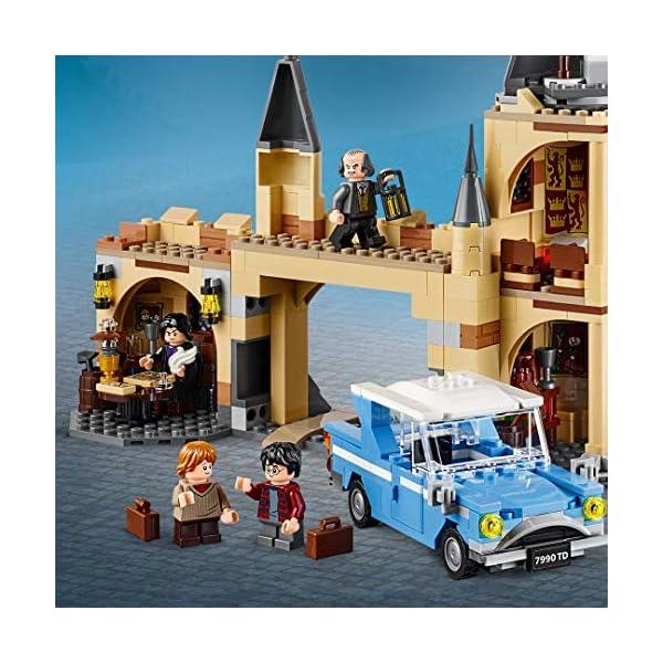 LEGO Harry Potter Il Platano Picchiatore di Hogwarts, Set da Collezione con 6 Minifigure, Ricco di dettagli, Idea Regalo… 3 spesavip