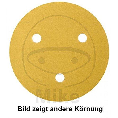 Schleifscheiben Klett 76 K120 3L Hookit 255P 3M