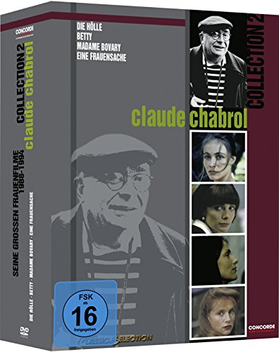 Bild von Claude Chabrol Collection 2 [4 DVDs]