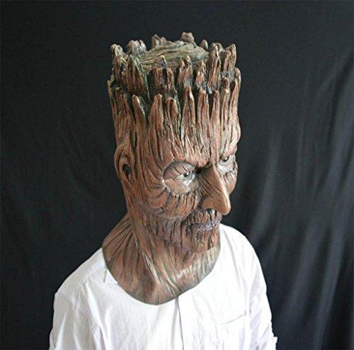 MFFACAI Víspera Todos Santos Terror Demonio árbol