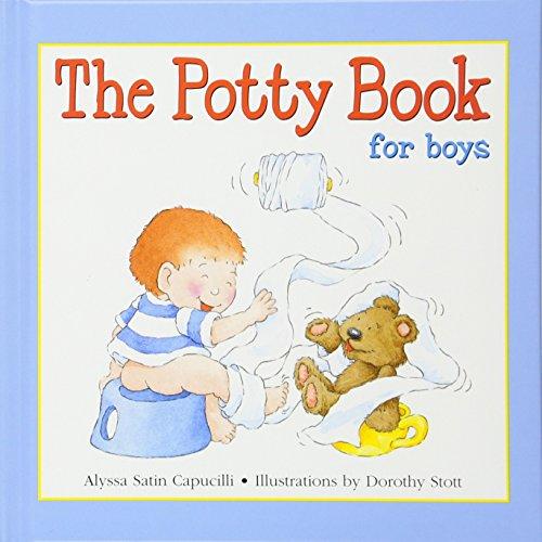 Potty Book for Boys (Hannah & Henry)