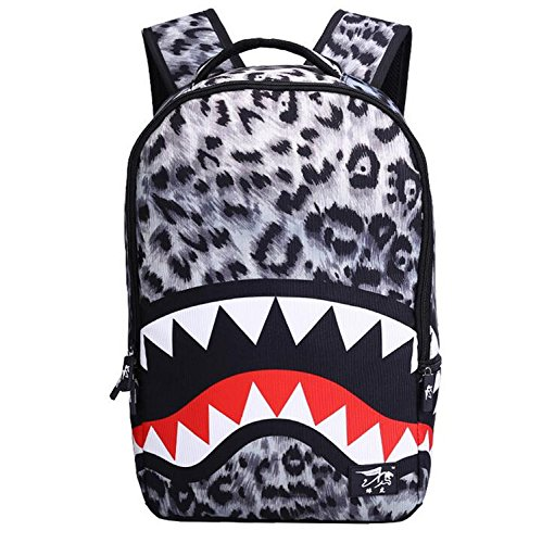 IshowStore , Zaino , Shark grey (Grigio) - (Designers Lunch Box)