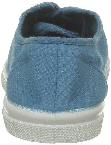 Bensimon - Tennis Lacet, Sneaker Donna Blu (Bleu (Bleu Curaçao 531))