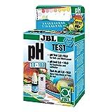 JBL 2534200 Schnelltest zur Bestimmung des Säuregehalts in Süß-/Meerwasser Aquarien, pH Test 3,0-10,0, 25342