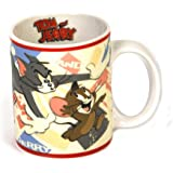 Tom and Jerry jarra