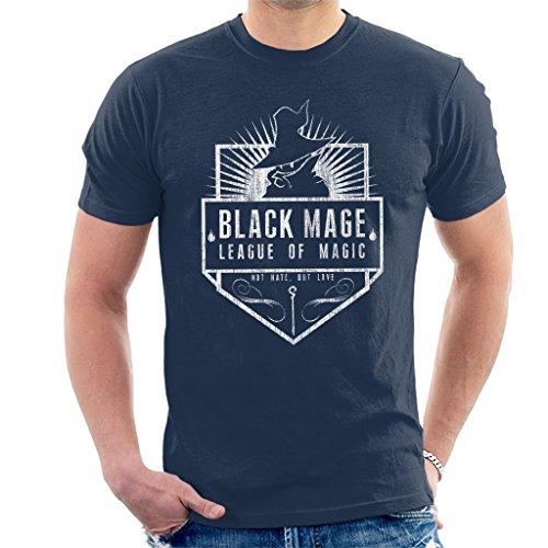Final Fantasy League Of Dark Magic Men's T-Shirt - Fantasia Magic