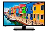 MEDION E12283 54,6 cm (21,5 Zoll) Full HD Fernseher (HD Triple Tuner, DVB-T2 HD, 12V KFZ Car-Adapter, CI+, Mediaplayer)