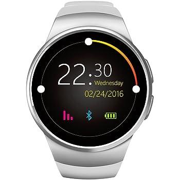 FENGSHI reloj inteligente mtk252c cpu 1.3 pulgadas redonda ips pantalla táctil bluetooth 4. Anti-perdida control remoto apk para ios teléfono inteligente ...