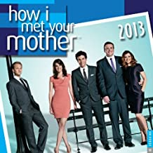 How I Met Your Mother 2013 Wall Calendar